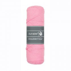 Durable Double Four Katoen 010.69 Pink 232