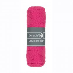 Durable Double Four Katoen 010.69 Fuchsia 236