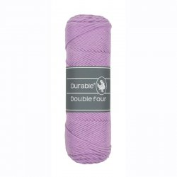 Durable Double Four Katoen 010.69 Lavendel 396