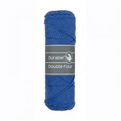 Durable Double Four Katoen 010.69 Blauw 2110