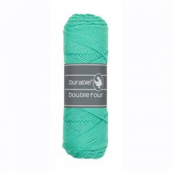 Durable Double Four Katoen 010.69 Pacific Green 2138