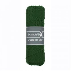 Durable Double Four Katoen 010.69 Forest Green 2150