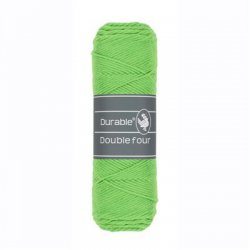 Durable Double Four Katoen 010.69 Apple Green 2155