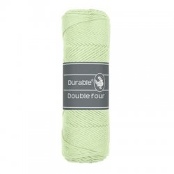 Durable Double Four Katoen 010.69 Light Green 2158