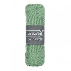Durable Double Four Katoen 010.69 Agate Green 2139