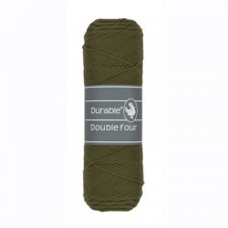 Durable Double Four Katoen 010.69 Dark Olive 2149