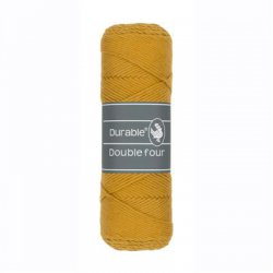 Durable Double Four Katoen 010.69 Ochre 2182