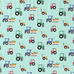 Tricot Tractors 13664 Petrol 024