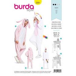 Burda 2351 Carnaval Haas