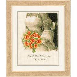 Telpakket kit Huwelijksbloemen PN-0012176