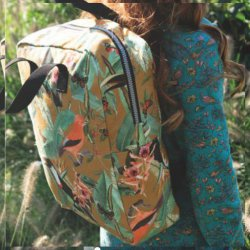 Canvas Jungle Journey 07406 Oker 003 v