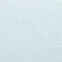 Poplin Katoen met Stippen 05570 Mint 022