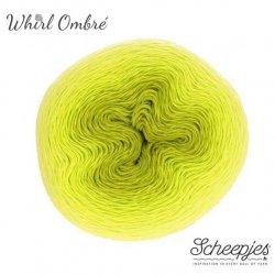 Whirl Scheepjeswol geel 563 Citrus Squeeze