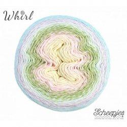 Whirl Scheepjeswol Groen Blauw Roze 767 Melting Macaron