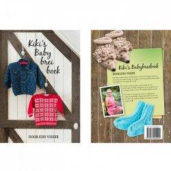 Kiki's baby breiboek - Kiki Visser