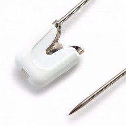 Prym Babyveiligheidsspeld roestvrij staal 55mm wit