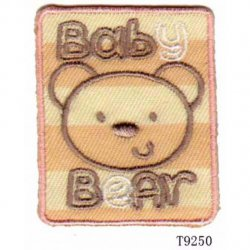 HKM Applicatie baby bear 10230705