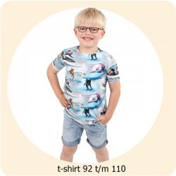 Patroon Patroon T-shirt 50/68 056.ADIY15