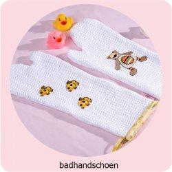 Patroon Badhandschoen 056.ADIY59