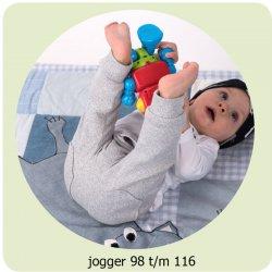 Patroon Jogger maat 98 t/m 116 056.ADIY8