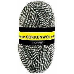 Noorse Sokkenwol. Pendikte 3-4 mm. Kleur 6854. Scheepjeswol.