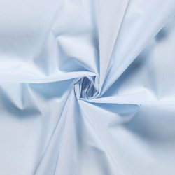 Verpleegsters Katoen kleur lichtblauw 3029