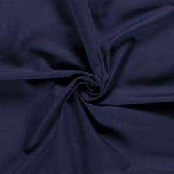 Verpleegsters Katoen kleur donkerblauw 7026