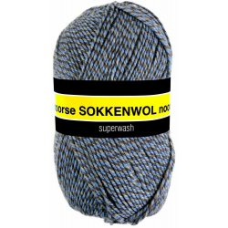 Noorse Sokkenwol. Pendikte 3-4 mm. Kleur 6855. Scheepjeswol.