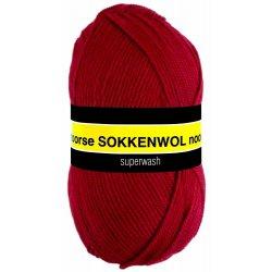 Noorse Sokkenwol. Pendikte 3-4 mm. Kleur 6858. Scheepjeswol.