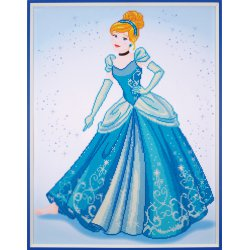 Diamond painting kit Disney Assepoester PN-0173560