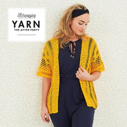 Gratis Patroon The Boho Chic Cardigan van Cotton 8