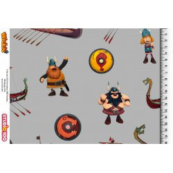 Wickie de Viking Tricot Disney 997042 0002