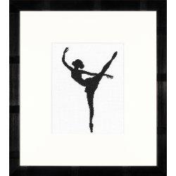 Telpakket kit Ballet silhouet II PN-0008132