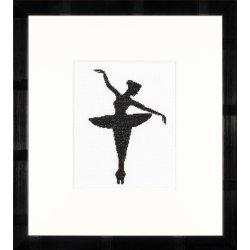 Telpakket kit Ballet silhouet I PN-0008131