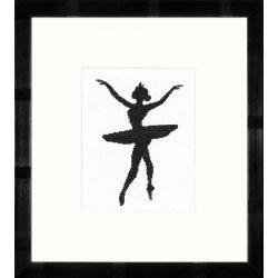 Telpakket kit Ballet silhouet III PN-0008133