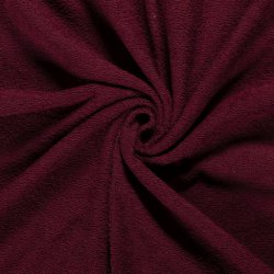 Badstof Uni Nooteboom 02900 Bordeaux 018