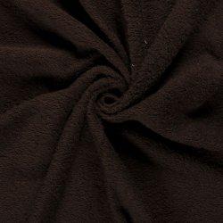 Badstof Uni Nooteboom 02900 Donker Bruin 058