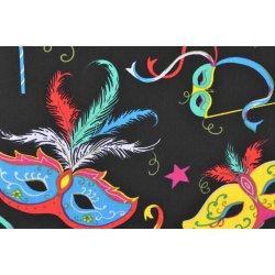 Carnaval Halloween Poplin Masker 128647 0801