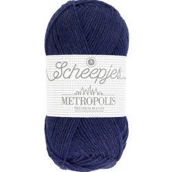 Scheepjes Metropolis Blauw, Paars 002 Glasgow