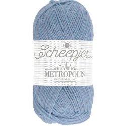 Scheepjes Metropolis Blauw 005 Medan