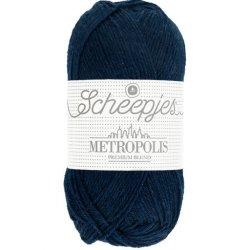 Scheepjes Metropolis Blauw 007 Philadelphia