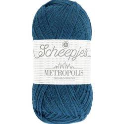 Scheepjes Metropolis Blauw 011 Boston
