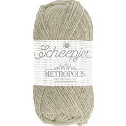 Scheepjes Metropolis Grijs 025 Nice