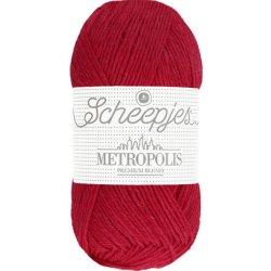 Scheepjes Metropolis Rood 058 Bordeaux