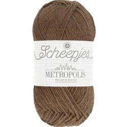 Scheepjes Metropolis Bruin 066 Copenhagen