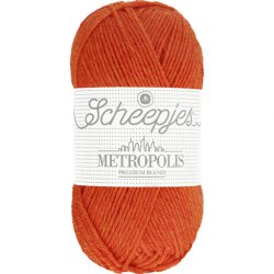 Scheepjes Metropolis Oranje 074 Tripoli