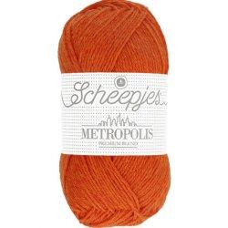Scheepjes Metropolis Oranje 076 Sevilla