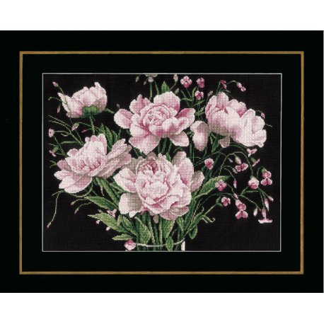 Telpakket kit Roze rozen  PN-0021224
