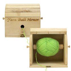 Scheepjes Yarn ball house-garen huis glossy 96275