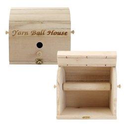 Scheepjes Yarn ball house-garen huis esdoornhout 96276